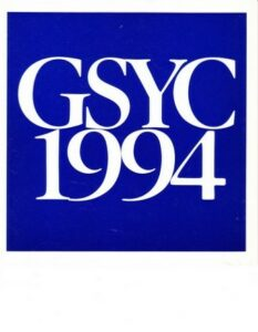 Lake Hopatcong GSYC Directory Cover 1994