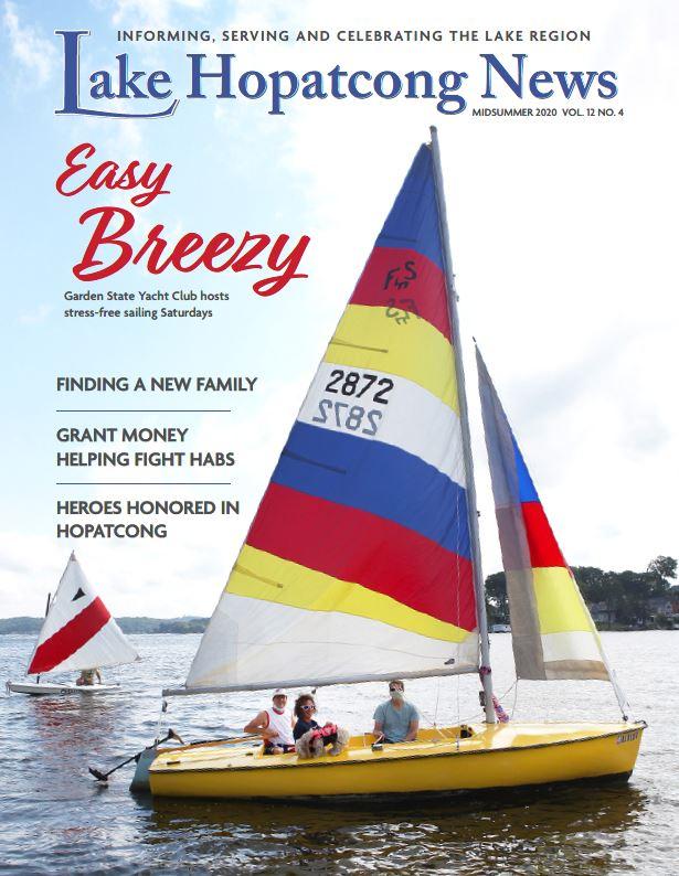 Lake Hopatcong Sailing at GSYC